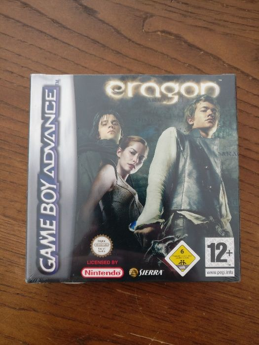 [NOVO] Eragon Gameboy Advance Viana Do Castelo (Santa Maria Maior E Monserrate) E Meadela - imagem 1
