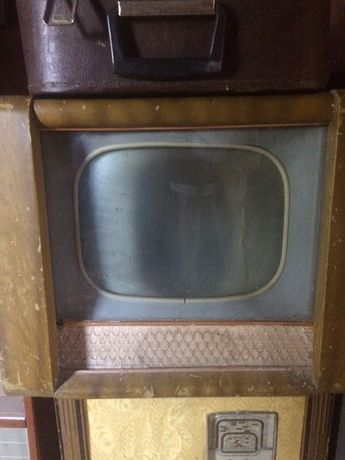Телелевизор рекорд ретро