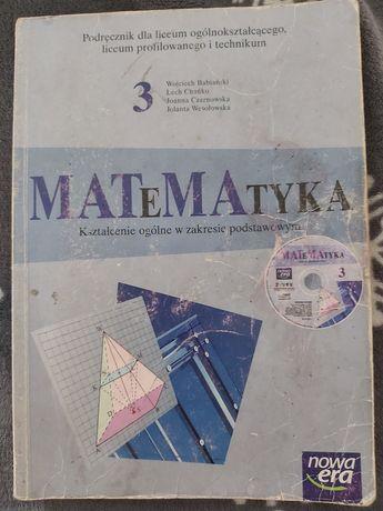 Matematyka 3 Nowa Era