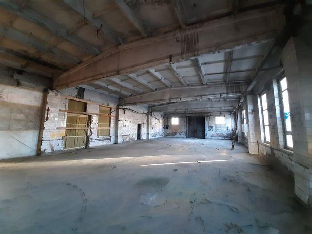 Аренда под цех, склад, производство 452,5 кв.м, г. Бровары, Торгмаш