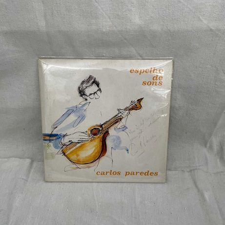 Carlos Paredes – Espelho De Sons (Autografado)