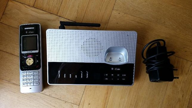 Telefon + router T-Com Sinus W500V