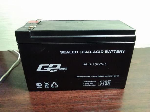 Аккумуляторная батарея Sealed lead - acid battery