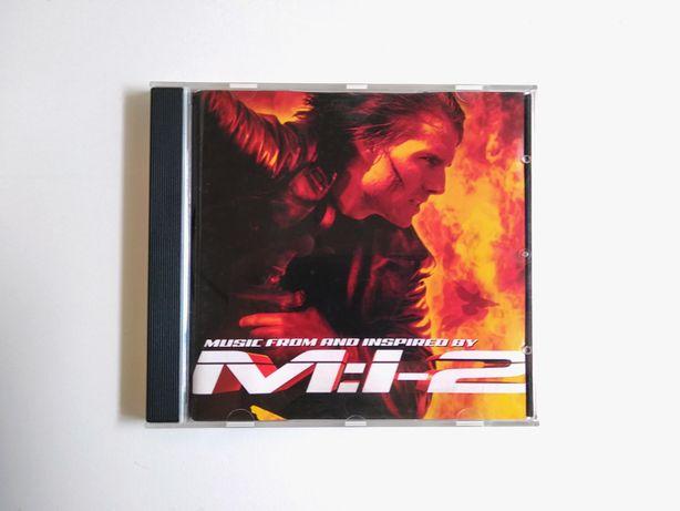 MI2 - Mission Impossible 2 - Banda Sonora Original (CD)