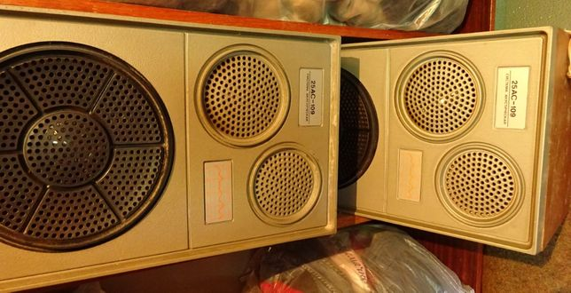Колонки акустические 25АС-109