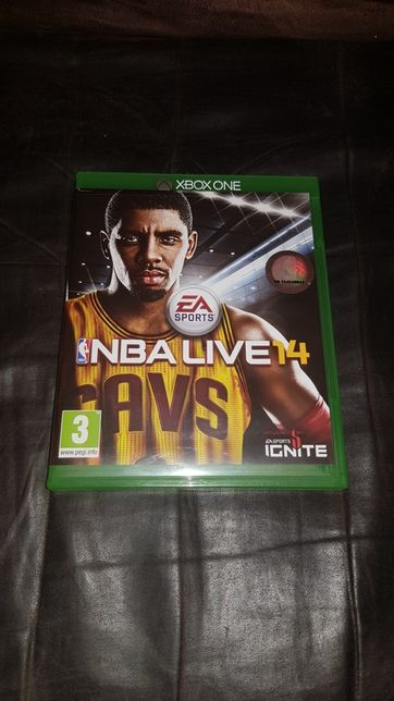 Gra Xbox one NBA Live14