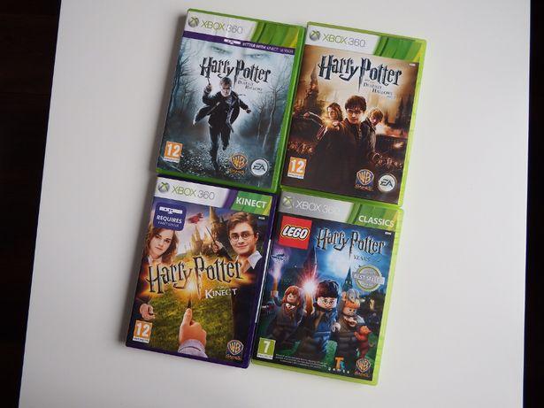 GRY XBOX 360 HARRY POTTER LEGO Harry Potter inne z serii