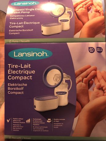 Laktator elektryczny Lansinoh Avant nowy Gwarancja
