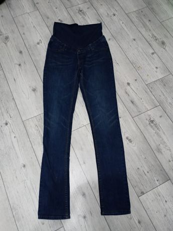Jeansy ciążowe roz 42