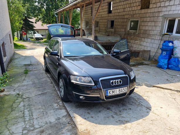 Audi A6C6 2.0 TDI Kombi