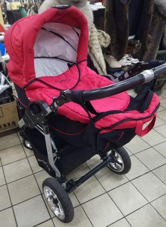 Wózek dziecięcy 3w1 Adbor