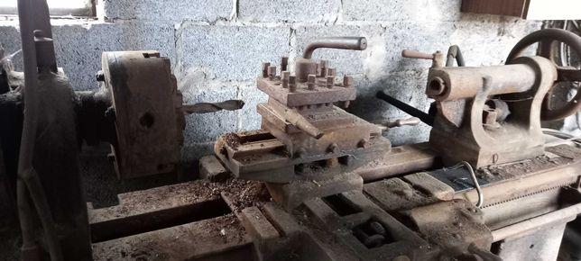 Tokarka do metalu i drewna