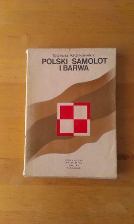 Polski samolot i barwa