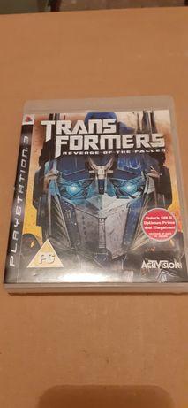 Gra ps3 Transformers