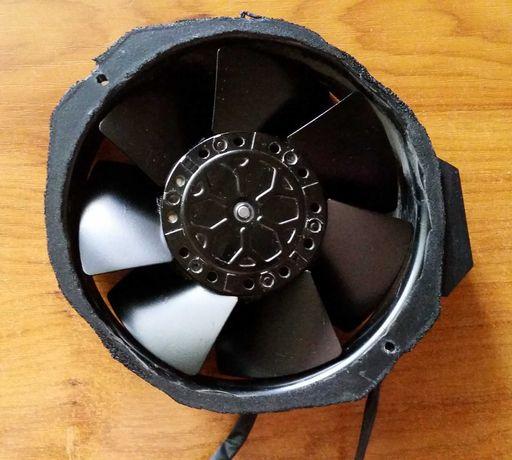 Вентилятор вытяжка промышленный , 230V, 28 Watt  (ebm-papst) металл