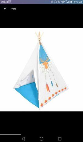 Вигвам - палатка детский