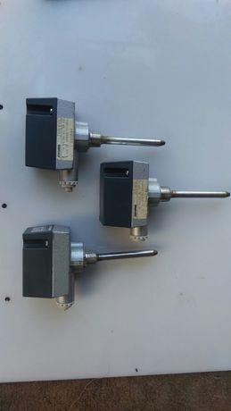 Датчик-регулятор температуры +35 до +95 С, термореле  Kieback & Peter