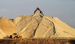 Песок отсев щебень пісок відсів щебінь