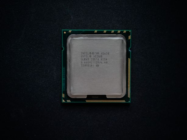 Intel Xeon X5650 Processador