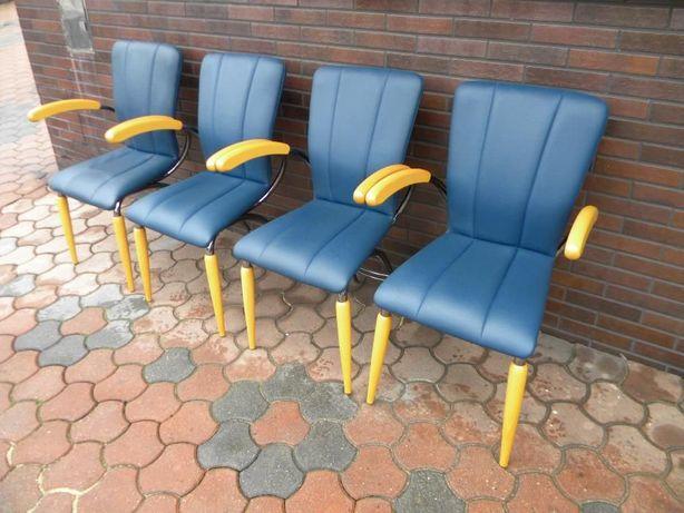 nowoczesne fotele 4szt. szwedzkie