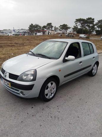 Renault clio 1200 16v ano 2001