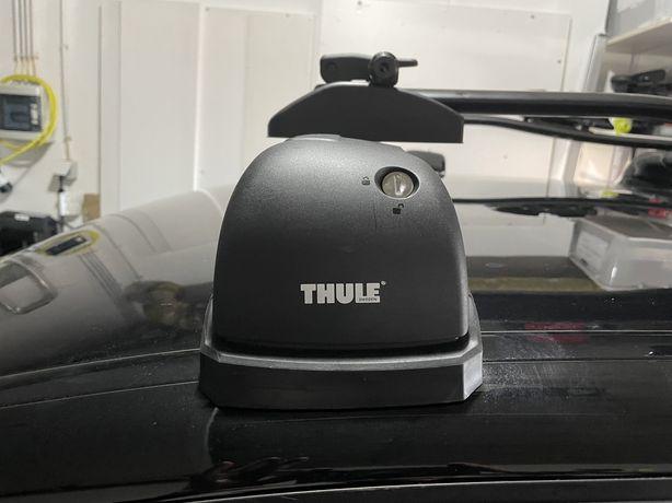 Thule WingBar Edge Fix/Flus 78.6 cm 9591 BMW Serie 5 (2019)