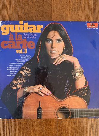 Ladi Geisler – Guitar A La Carte, Vol. 3 - Gipsy Songs