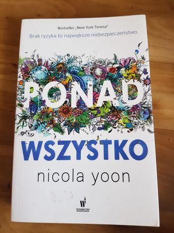 Książka Ponad wszystko Nicola Yoon