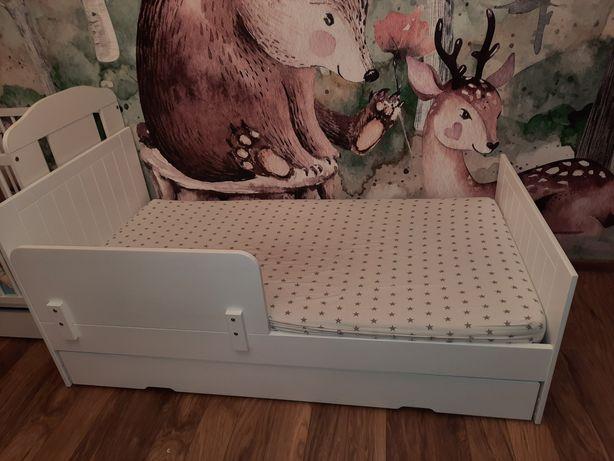 Meble dziecięce Tooli Dubi: łóżko 80x160 ,skrzynia,komoda.