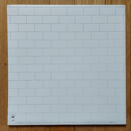 Pink Floyd, The Wall, US, 1979, bdb++ (NM-/EX+)