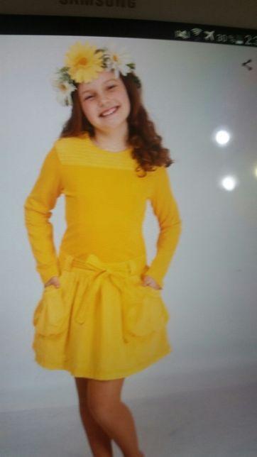Платье 9-11лет
