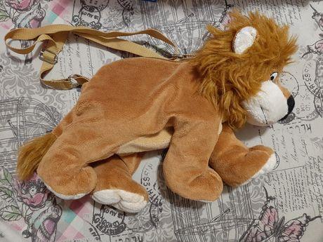 Продам рюкзак львенок, сумочка детская