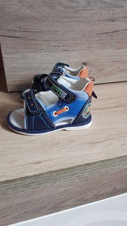 Sandalki dla chlopca 18