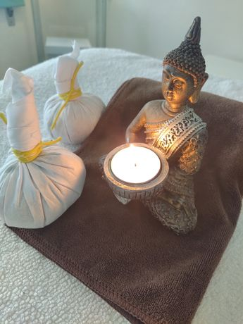 Massagem relaxante corpo