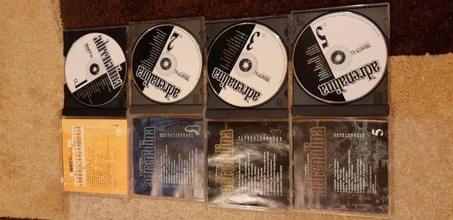 Płyty CD Thrashem all Adrenalina 5cd