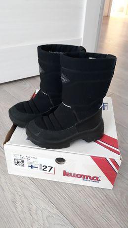 Сапоги , ботинки kuoma