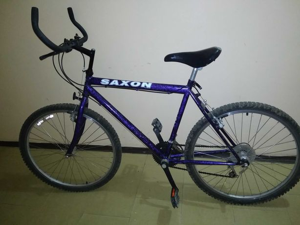 Rower górski Saxon