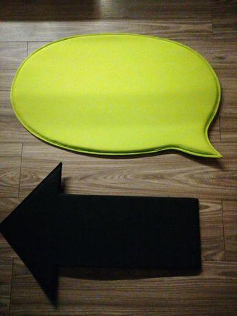 Tablice Uppvisa Ikea  do pokoju dziecka
