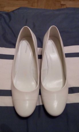 Buty ślubne, rozm. 41