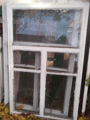 Отдам даром деряеваные окна и дверь