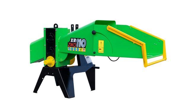 Rozdrabniacz walcowy XR110 4 nożowy POLSKI rębak walcowy