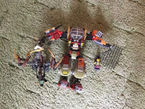 Лего Ниндзяго оригинал Lego Ninjago (Не Нексо Найтс)