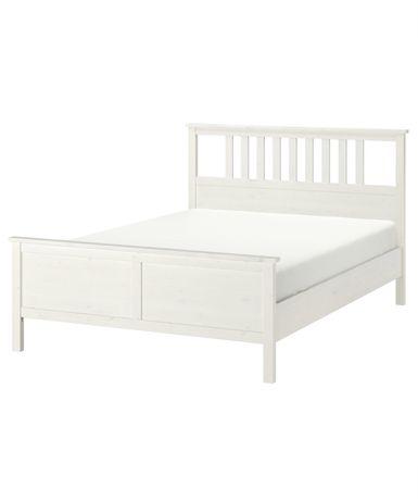 Łóżko sypialniane Ikea Hemnes