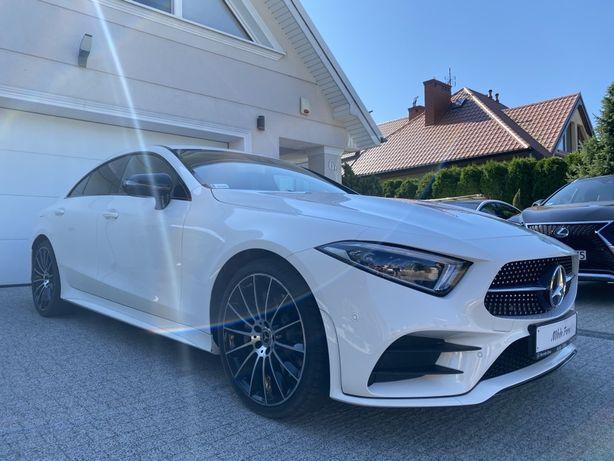 Auto samochód do ślubu, na wesele NAJNOWSZY Mercedes CLS