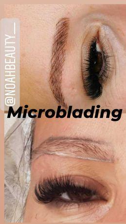 Microblading hiper realista