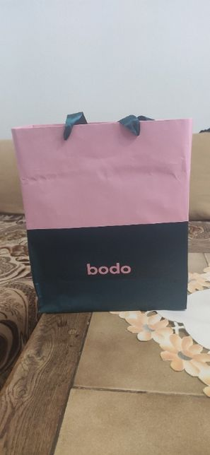 Сертифікат Bodo номіналом 4100 грн