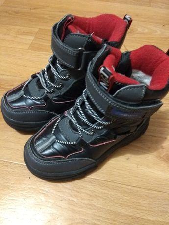 Термо ботинки зимние Том М 18 см