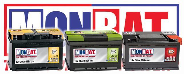 Акумулятори MONBAT, WINMAXX доступні ціни, безкоштовна доставка