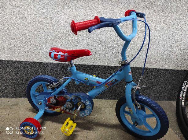 """Rower rowerek Tomek i Przyjaciele 12"""" NOWY kółka boczne"""