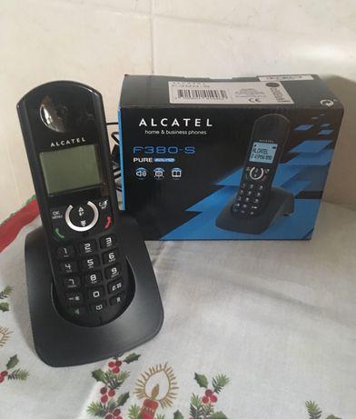 Alcatel F380-S Telefone sem fios (Novo em caixa)